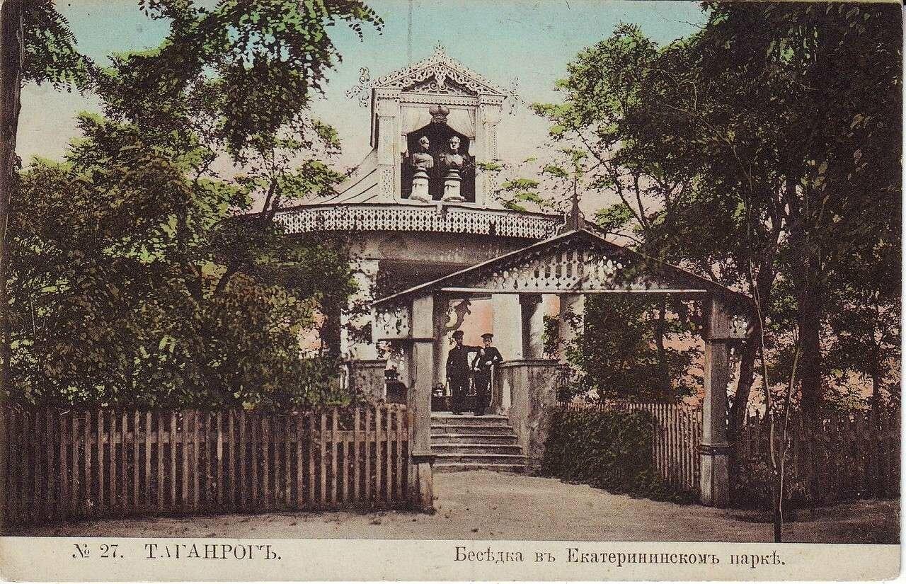 В Таганроге воссоздали Императорскую беседку, фото-1