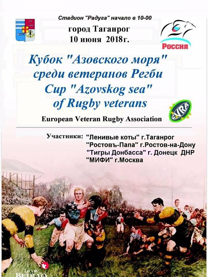 В Таганроге пройдут соревнования по регби, фото-1