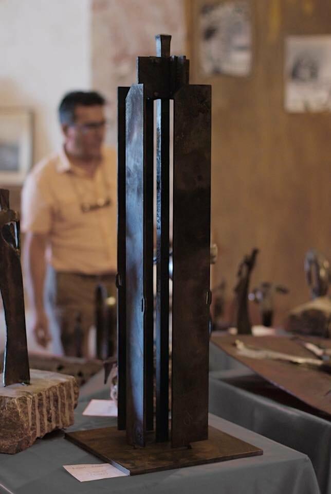 Кузнец из Таганрога получил приз на фестивале в Италии, фото-1