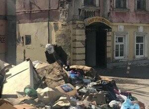 Центр Таганрога превращается в свалку, фото-2